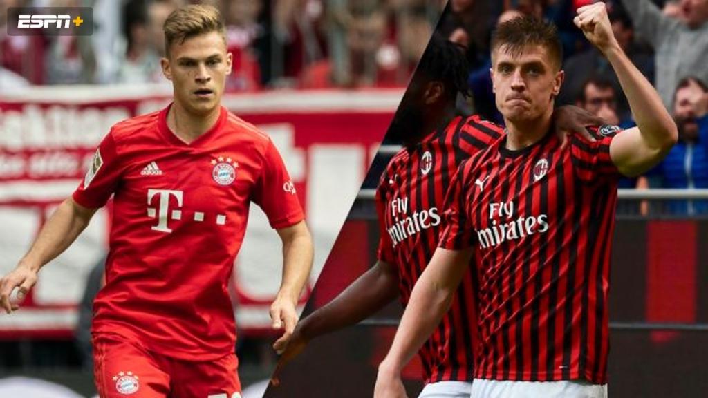 Bayern Munich vs. AC Milan (International Champions Cup)