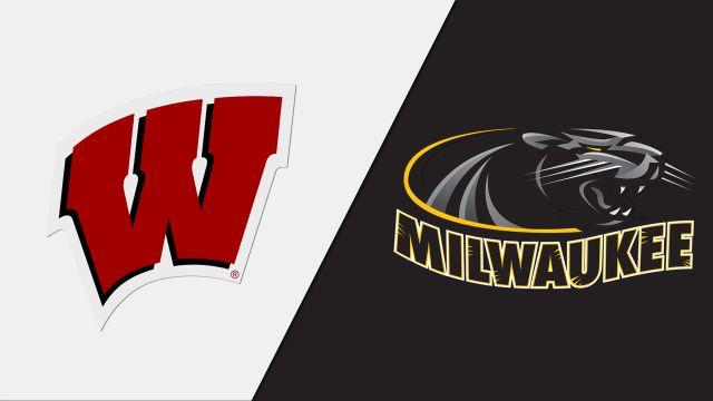 Wisconsin vs. Milwaukee (W Basketball)