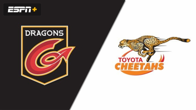 Dragons vs. Cheetahs (Guinness PRO14 Rugby)