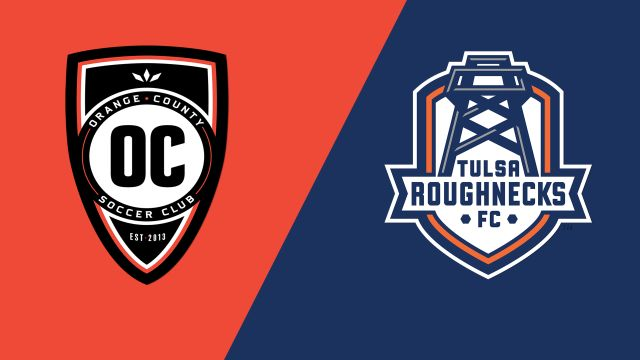 Orange County SC vs. Tulsa Roughnecks FC