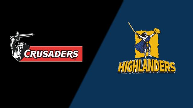 Crusaders vs. Highlanders