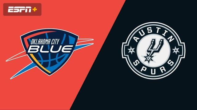 Oklahoma City Blue vs. Austin Spurs