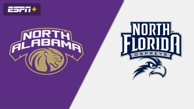 North Alabama vs. North Florida (W Volleyball)