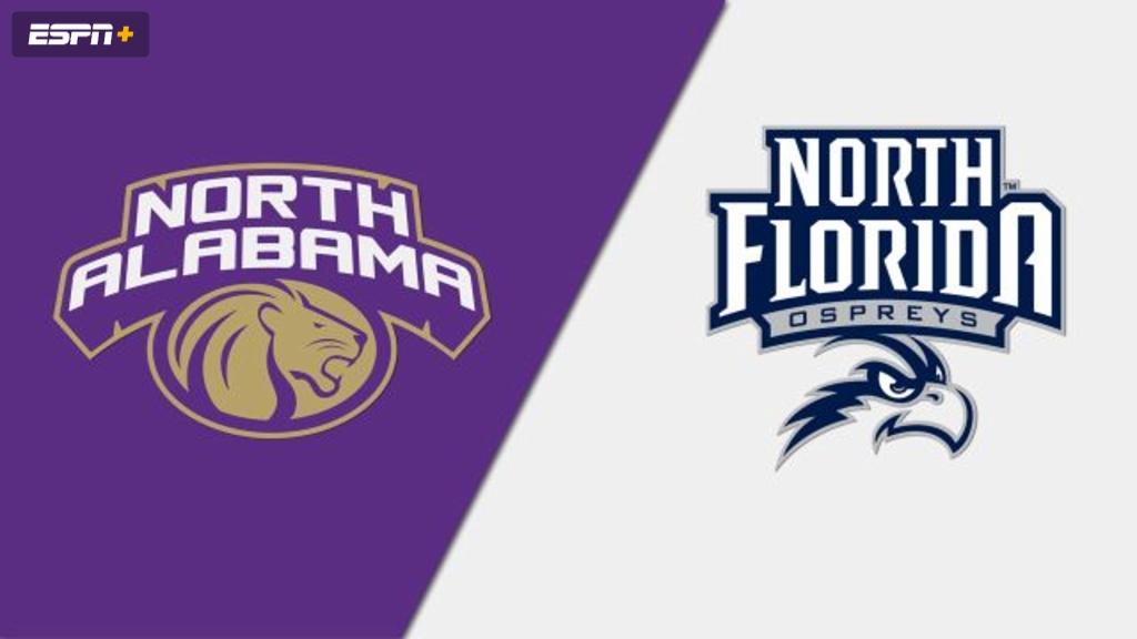 North Alabama vs. North Florida (W Volleyball)