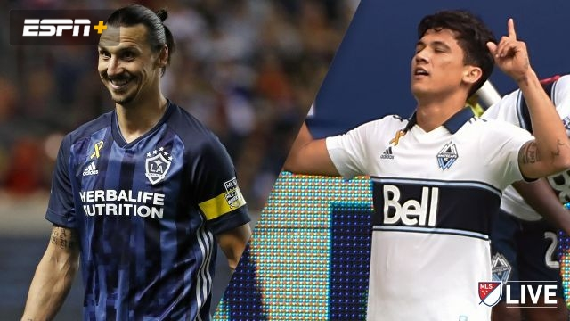 LA Galaxy vs. Vancouver Whitecaps FC (MLS)