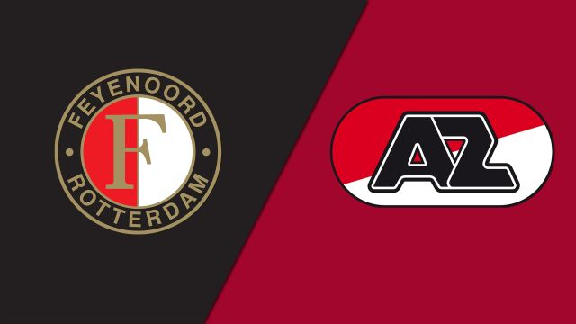 Feyenoord vs. AZ Alkmaar (Eredivisie)