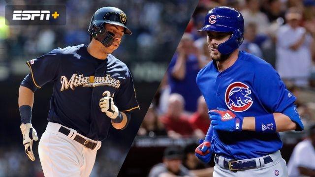 e12f61ad5e989 Milwaukee Brewers vs. Chicago Cubs