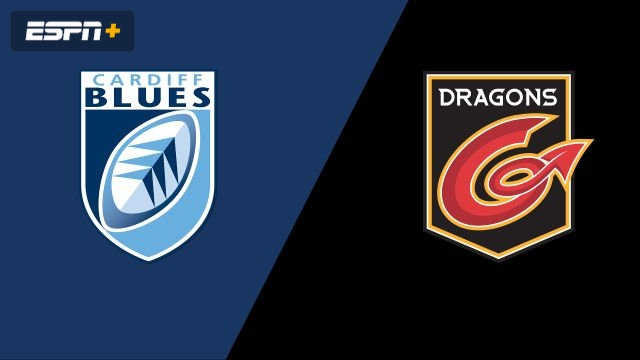 Cardiff Blues vs. Dragons (Guinness PRO14 Rugby)