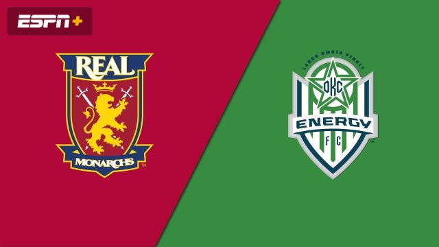Real Monarchs SLC vs. OKC Energy FC (USL Championship)