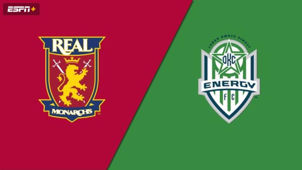 Real Monarchs SLC vs. OKC Energy FC (USL Championship)