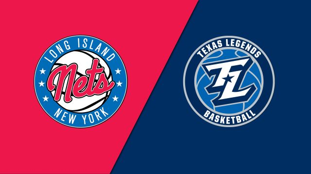 Long Island Nets vs. Texas Legends
