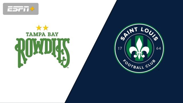 Tampa Bay Rowdies vs. Saint Louis FC (USL Championship)