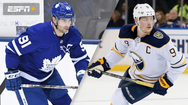 Toronto Maple Leafs vs. Buffalo Sabres