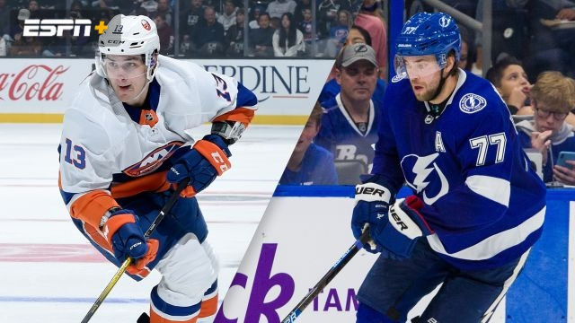 New York Islanders vs. Tampa Bay Lightning