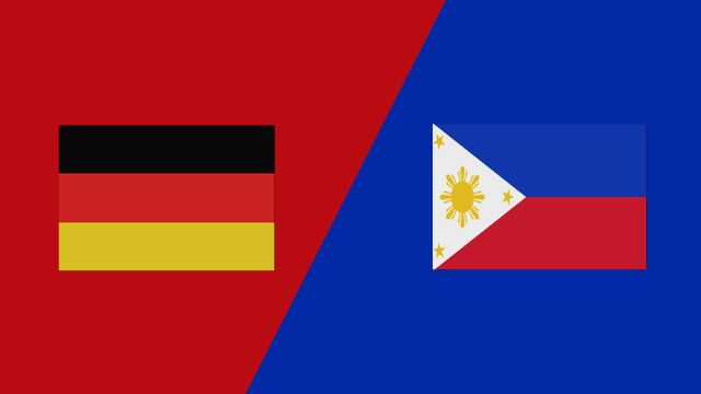 Germany vs. Philippines (2018 FIL World Lacrosse Championships)