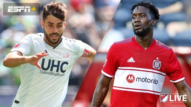 New England Revolution vs. Chicago Fire (MLS)