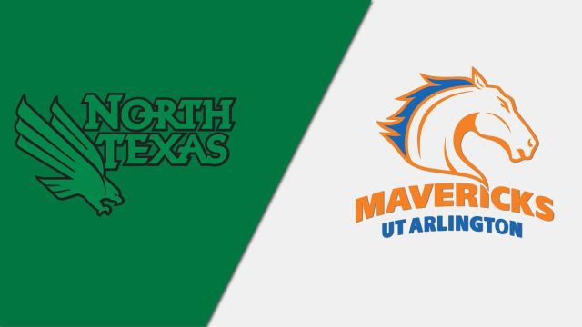 Watch UNT @ UTA