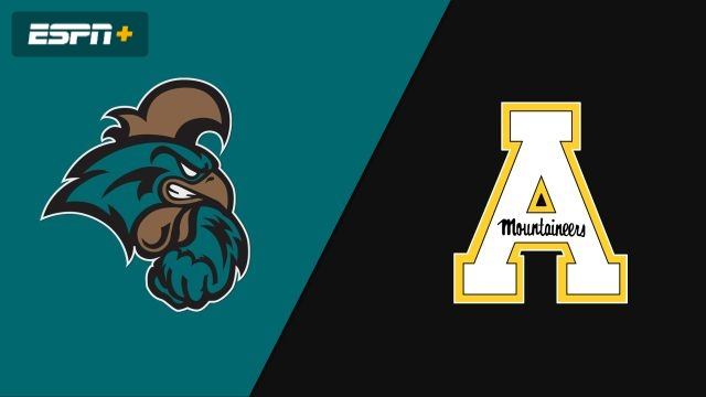 Coastal Carolina vs. Appalachian State (W Volleyball)
