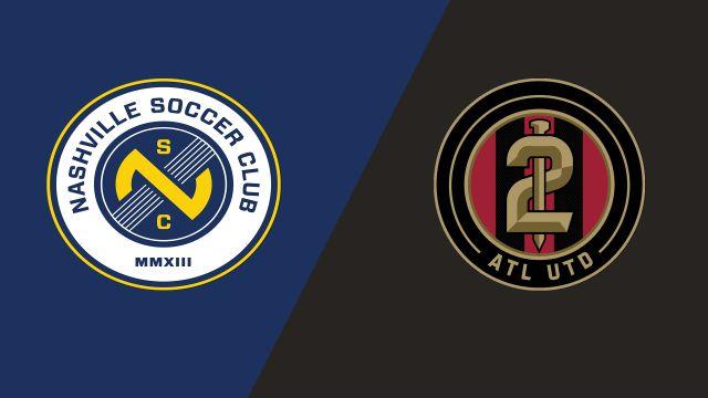 Nashville SC vs. Atlanta United FC 2