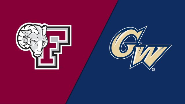 Fordham vs. George Washington (Softball)