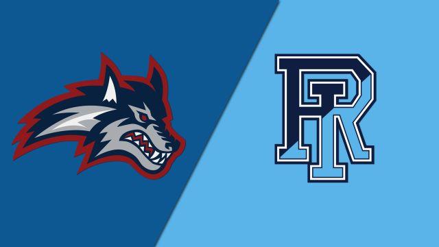 Stony Brook vs. Rhode Island (M Basketball)