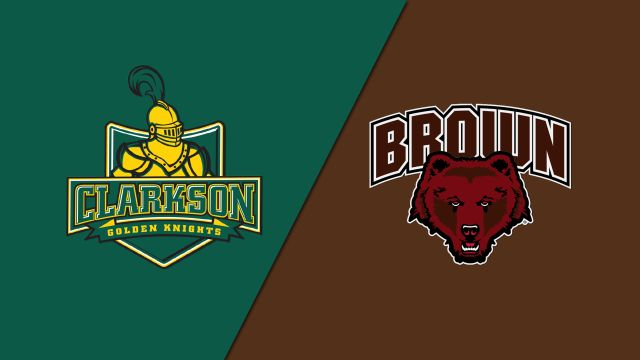#3 Clarkson vs. Brown (W Hockey)