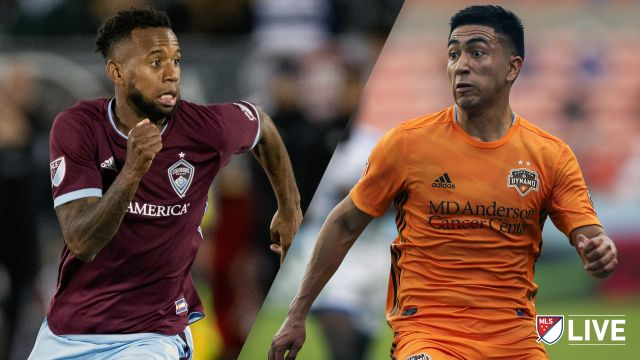 Colorado Rapids vs. Houston Dynamo