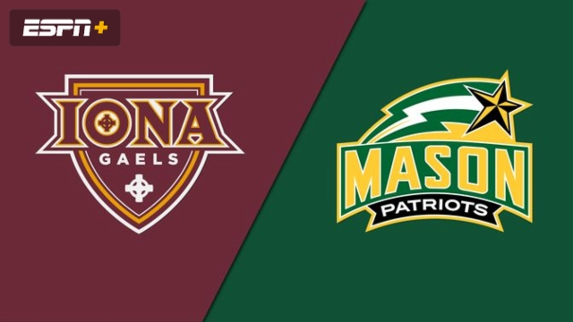 Iona vs. George Mason (Baseball)