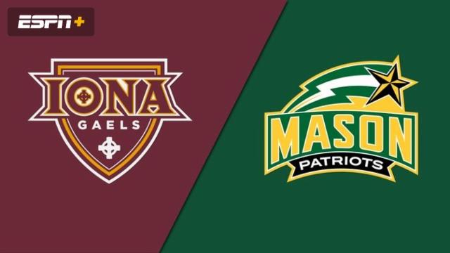Iona vs. George Mason (Baseball)