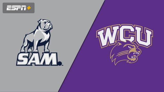 Samford vs. Western Carolina (W Volleyball)