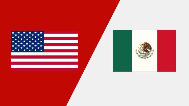 USA vs. Mexico (FIBA World Cup 2019 Qualifier)