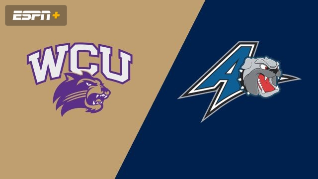 Western Carolina vs. UNC Asheville (W Soccer)