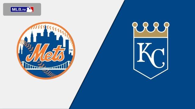 New York Mets vs. Kansas City Royals