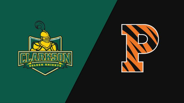 #12 Clarkson vs. Princeton (M Hockey)