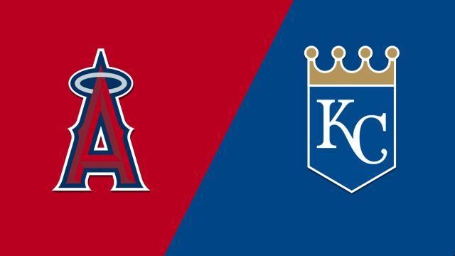 Los Angeles Angels vs. Kansas City Royals