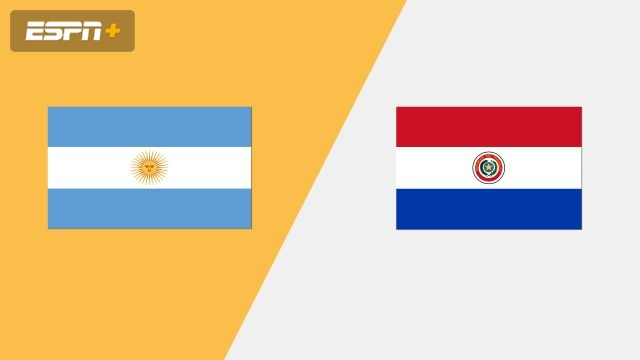 Argentina vs. Paraguay (Group Phase)