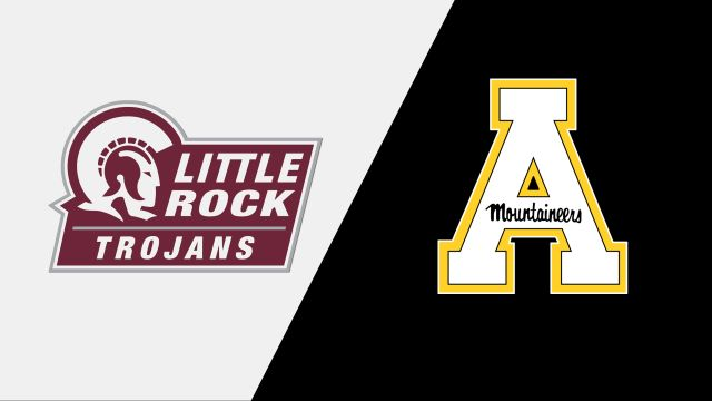 Little Rock vs. Appalachian State (W Basketball)