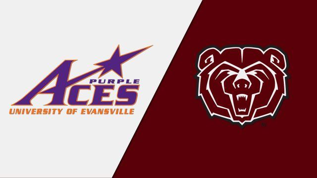 Evansville vs. Missouri State (M Basketball)