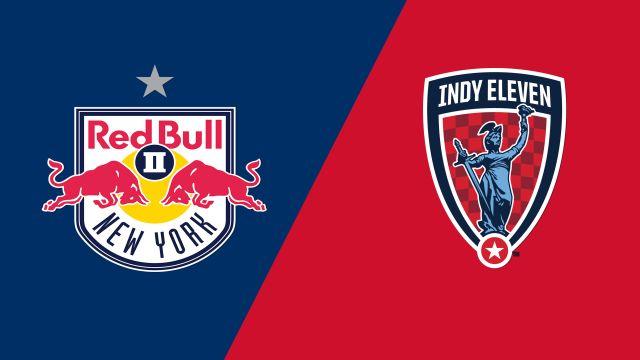 New York Red Bulls II vs. Indy Eleven