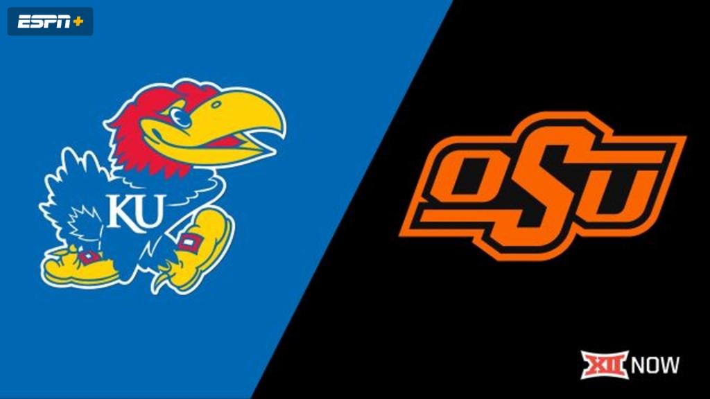Kansas vs. Oklahoma State (Semifinal) (W Soccer)