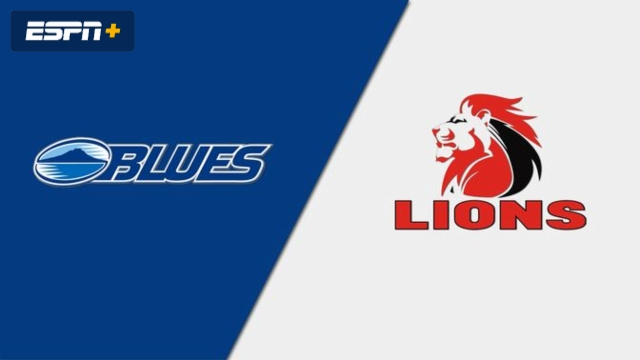 Blues vs. Lions (Super Rugby)