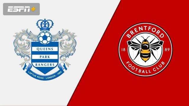 Queens Park Rangers vs. Brentford (English League Championship)