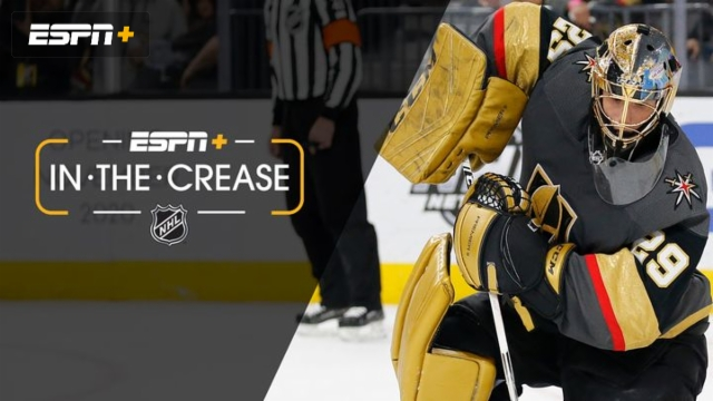 Thu, 2/27 - In the Crease: Tight race at top of Pacific Division
