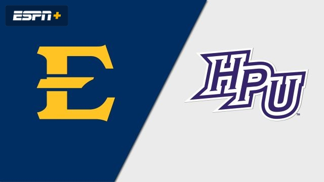 East Tennessee State vs. High Point (M Soccer)
