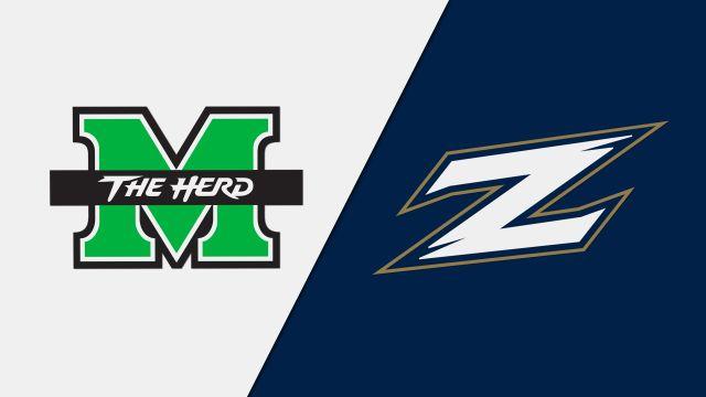 Marshall vs. Akron (M Basketball)