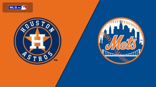 Houston Astros vs. New York Mets
