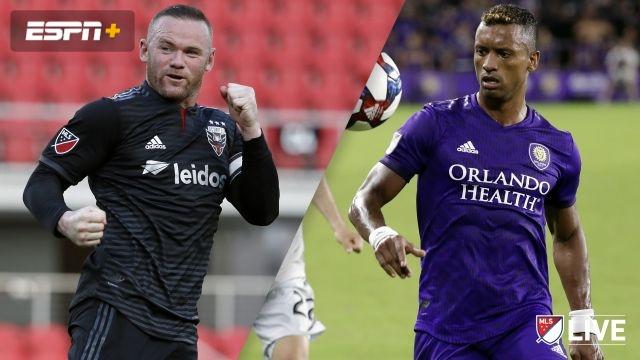 D.C. United vs. Orlando City SC (MLS)