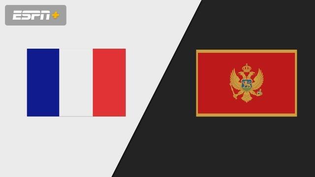 France vs. Montenegro (Group Phase) (FIBA Women's EuroBasket 2019)