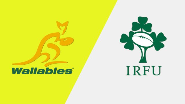 Australia vs. Ireland (International Rugby)