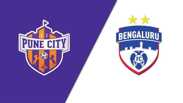 FC Pune City vs. Bengaluru FC (Indian Super League)